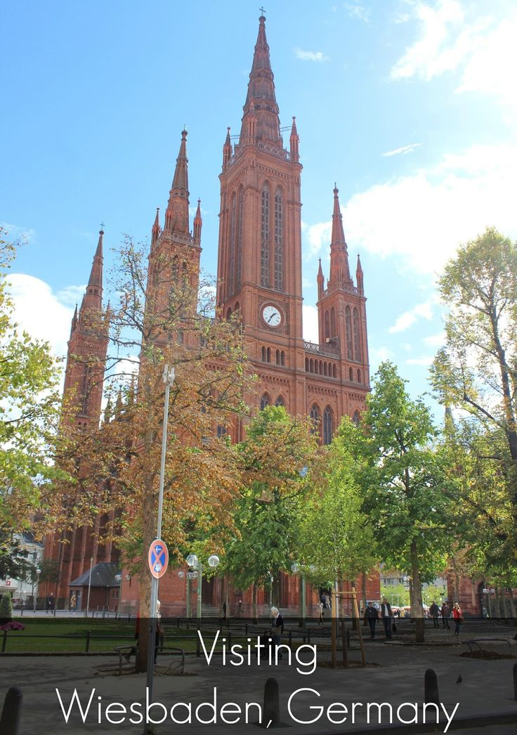 A guide to visiting Wiesbaden, Germany