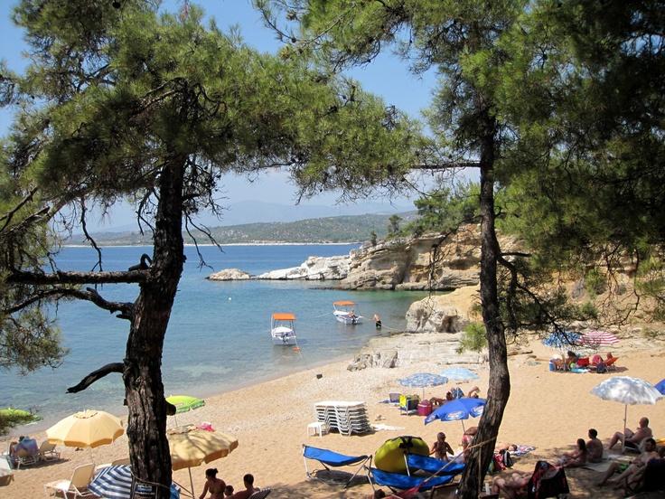 Salonikios Beach Thassos