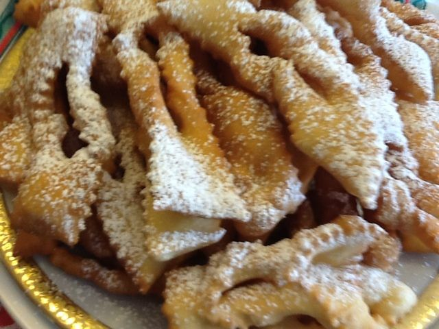 italian christmas desserts italian christmas bowties made with love by nonna unending sweets pinterest italian christmas desserts italian - Italian Christmas Desserts