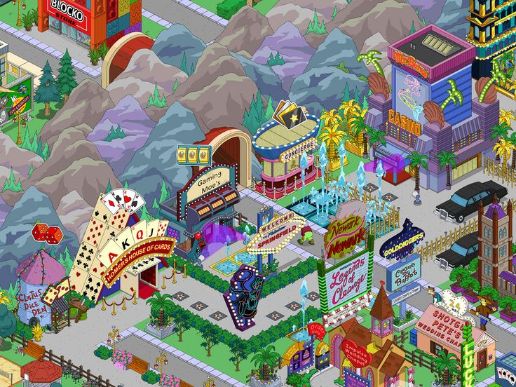 Springfield casino tapped out