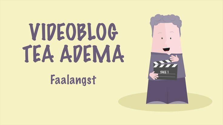 Vlog Tea Adema - Faalangst van kinderen