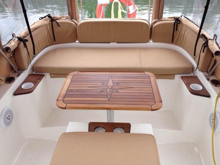 2012 Occasion Diesel Ranger Tugs 21EC Chalutier Moteur Bateau Bateau à vendre au Ontario De Len's Cove Marina