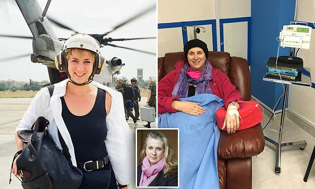 #Therapy #NHS BBC war reporter, 49, flies to Mexico for a £62000 MS operation after being refused NHS treatment  Caroline Wyatt, 49, flew to Mexico for groundbreaking therapy for her crippling neurological condition. ... Former BBC war correspondent Caroline Wyatt flew to Mexico to have £62,000 surgery to treat her multiple sclerosis after she was refused by the NHS.