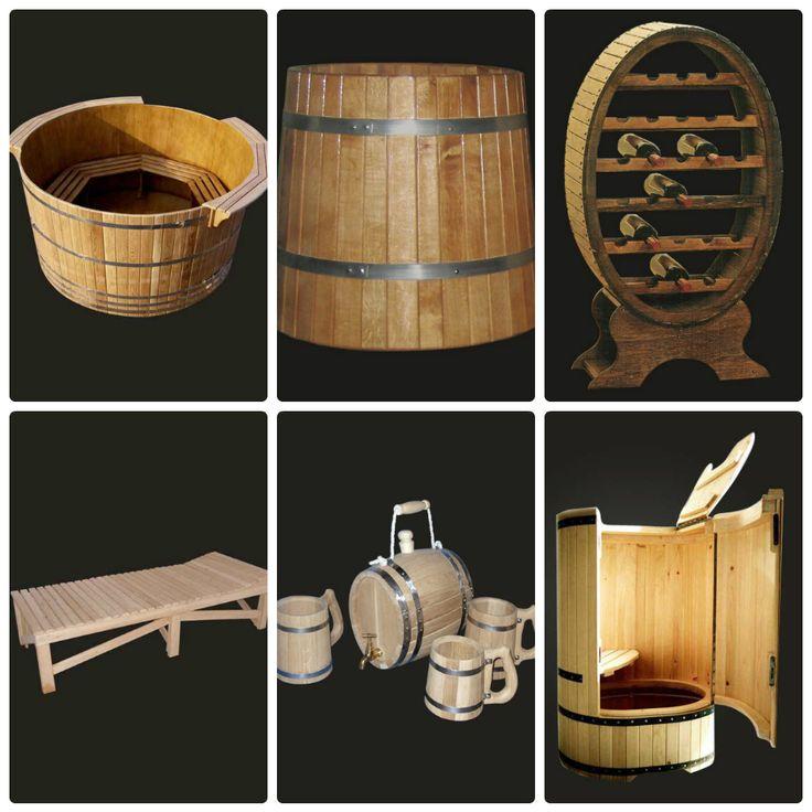 Все из дерева  Дерево - материал универсальный и идеальный для всех, кто любит домашнее виноделие. http://omega-art.com.ua/category/bochki-dubovye/ Ведь вино, коньяк лучше всего выдерживать в дубовых бочках ручной работы. Для любителей хранить напитки в бутылках - деревянные стеллажи и оригинальные мини-бары. http://omega-art.com.ua/category/lavki-paneli/ А для ценителей бани есть ушаты, лавки, деревянные панели для бани и даже ведро-водопад (в ассортименте). http://omega-art.com.ua/product/