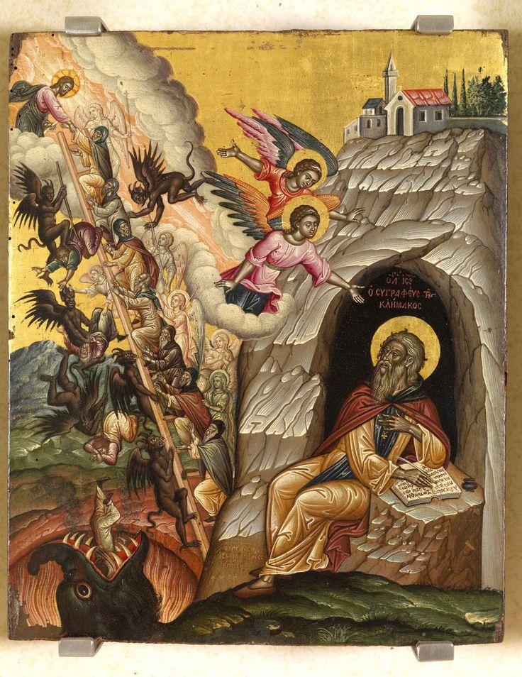Michael Damascinos, from Cretan school of Holy iconography