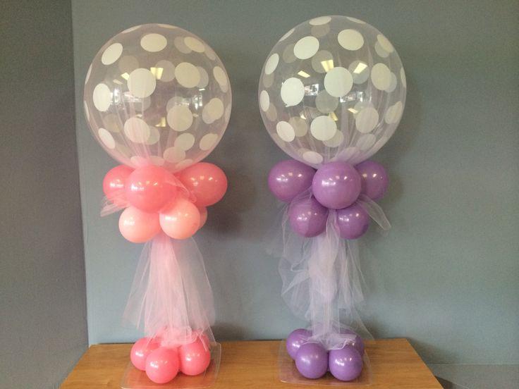 Ideas about tulle balloons on pinterest balloon