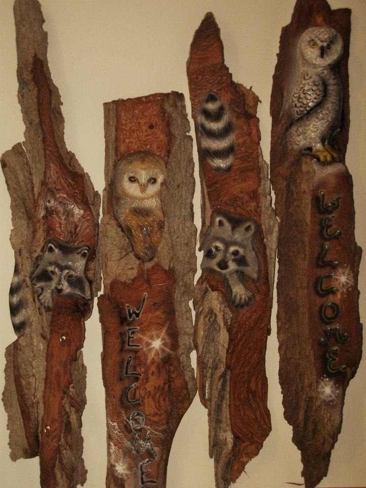 Best wood art images on pinterest tree carving