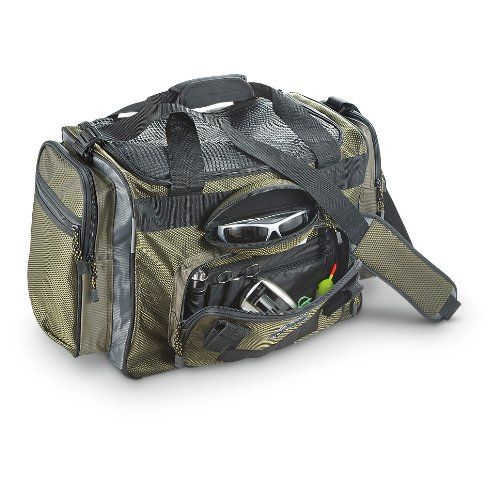 Massive-time gear hauling made straightforward! Okeechobee Fat T1200 Sort out Bag. A spot for every thing, and every thing as a substitute. Having a well-organized sort out choice makes your time on the water that a lot sweeter. Room for utility containers in the principle compartment, in...