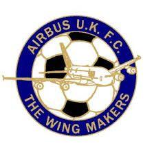 AIRBUS UK BROUGHTON FC   - other logo