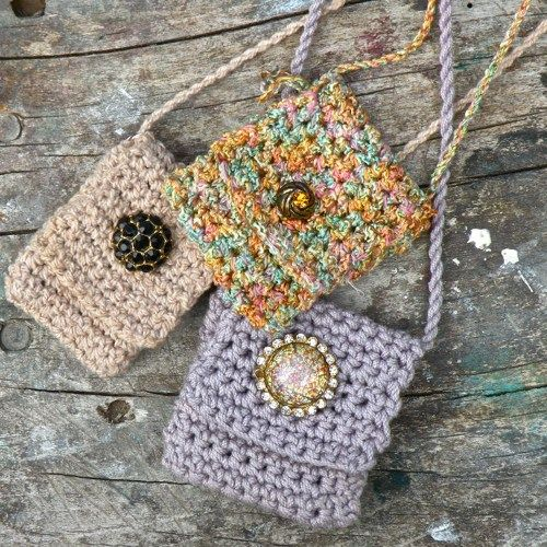 Crochet Medicine Bag Pattern : 1000+ images about Crochet projects on Pinterest Thread ...