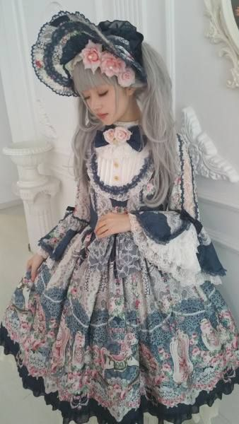 Lolita. This might actually be more Roccoco than Victorian Era