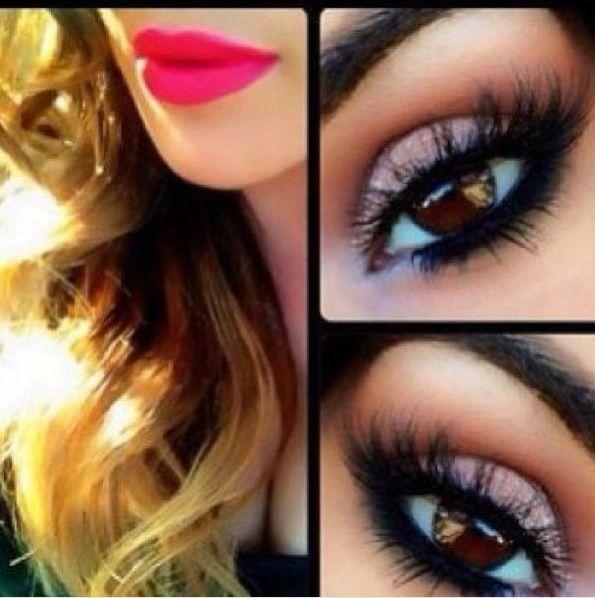 Gorgeous Make up!!