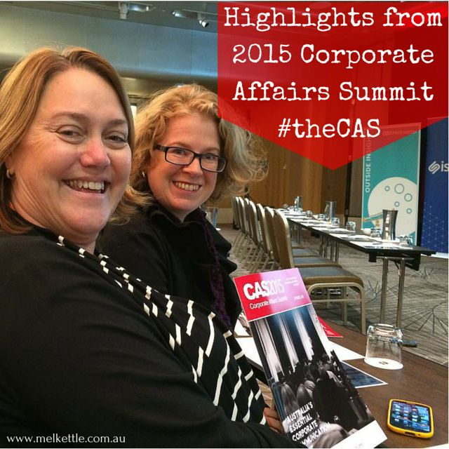 Highlights from 2015 Corporate Affairs Summit