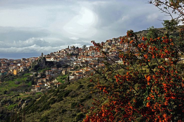 Arahova, Greece