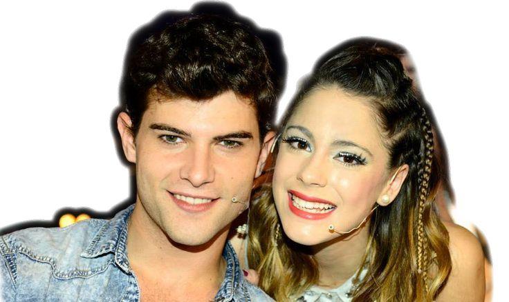 Diego en Violetta