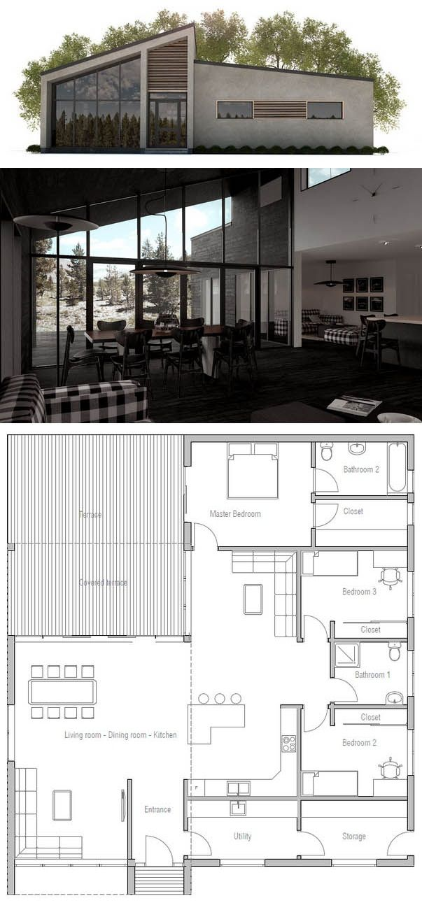 1000+ images about GUNDISS ♡ House plans, Haus ...
