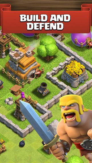 clash of clans app store gems