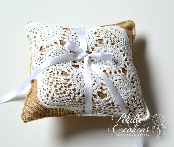 21 best Ring pillow and Flower Girl baskets images on Pinterest