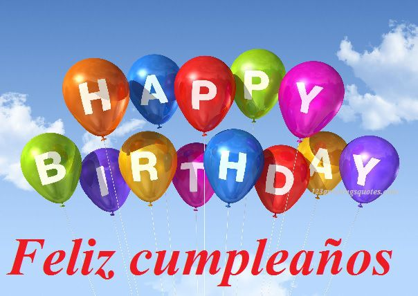 The 25 best Spanish happy birthday ideas – Birthday Greeting in Spanish