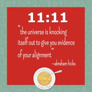 1111 meaning??? I had the craziest experience with numbers. Read about it here: http://potentialsoup.com/1111-meaning-looking-clock-1111/