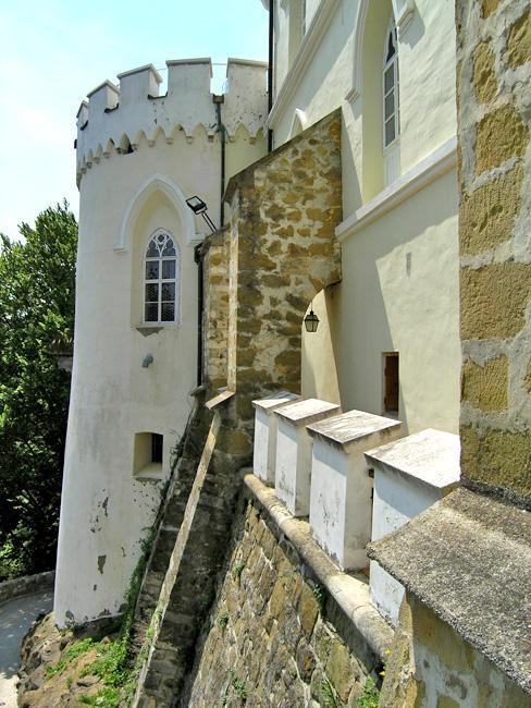 Trakošćan Castle, Croatia (in the Varaždin County) #trakoscan #croatia