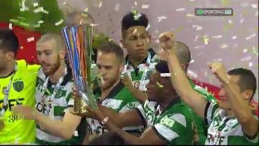 Parabéns Sporting Clube de Portugal - Futsal #SportingTV #EstamosEmCasa  Nao deixem de visitar o  blog -------» http://sporting1906clubeportugal.blogspot.pt/  inscreve-te no canal para nao perderes mais videos: http://www.dailymotion.com/susana-gomes2