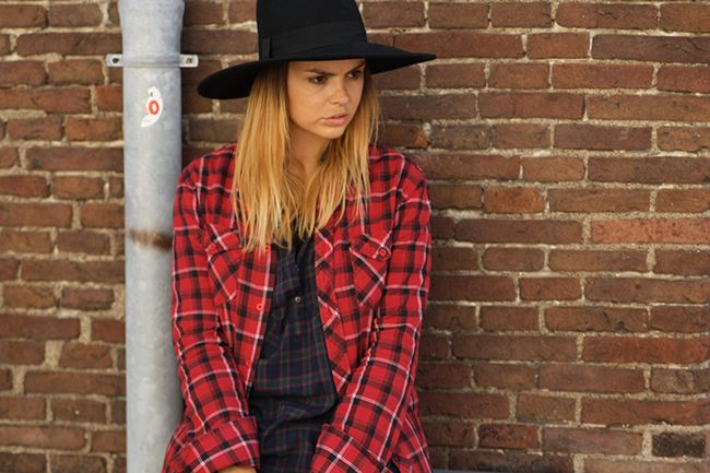with another plaid shirt #fashionzen \\ @dressmeSue pins real outfits