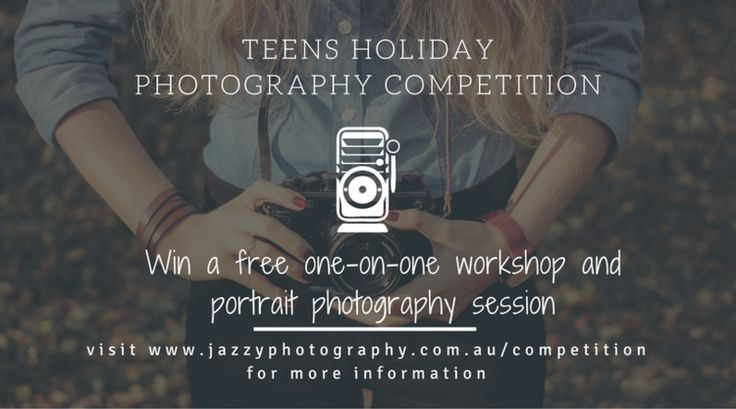 Awesome Sydney Photography Competition for Teens!