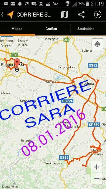 CORRIERE SARA 08.01.2016 Modena