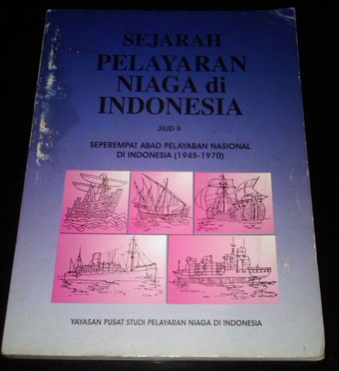 Sejarah pelayaran niaga di indonesia