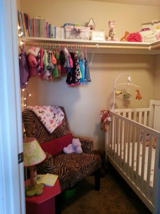 Best 23 Best Walk In Closet Turned Nursery Images On Pinterest 400 x 300