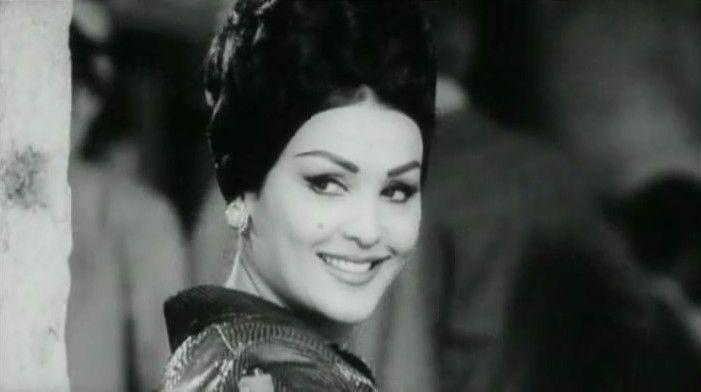 """Moira Orfei in """"Signore & signori"""" (1966) di Pietro Germi"""