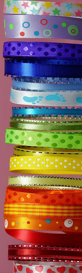 Narrow Ribbons are Ideal for Wrapping Presents and Making Arts and Crafts. Thin Ribbon Helps with Easy to Tie Bows, Weaving Through Tight Areas, and Embellishing Small Crafts or Presents. #thinribbon