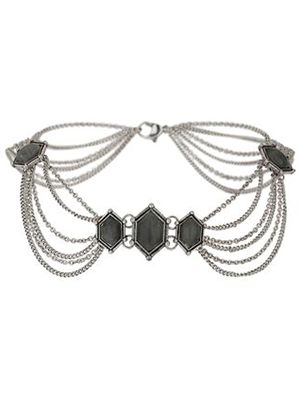 Choker, accessories, necklace.