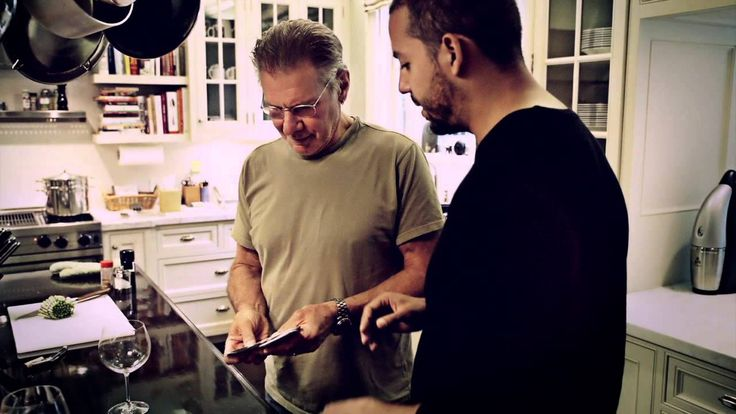 David Blaine Freaks Out Harrison Ford with Magic