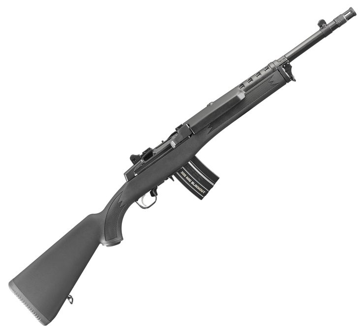 Ruger Mini-14 Now Available in .300 Blackout