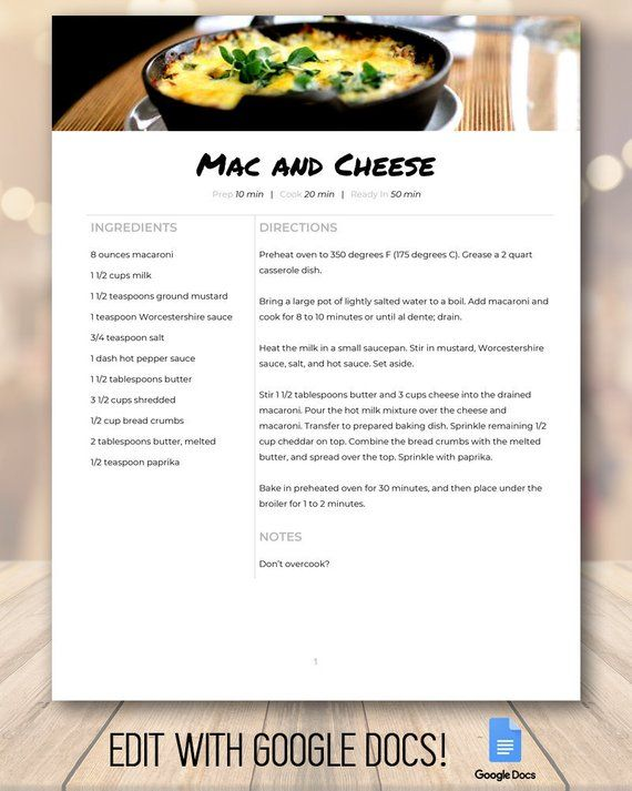 Recipe Book Template Family Cookbook Template Editable Etsy Recipe Book Templates Cookbook Template Recipe Template