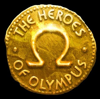 Heroes of Olympus- the sequel series to Percy Jackson, focuses on Roman mythology