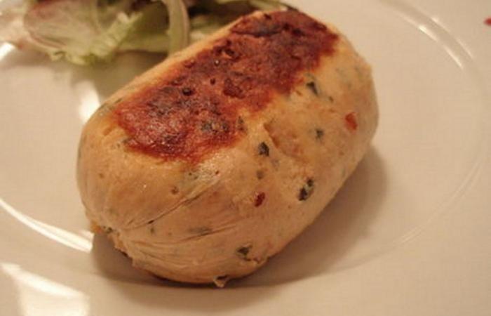Régime Dukan (recette minceur) : Boudin au saumon fumé #dukan http://www.dukanaute.com/recette-boudin-au-saumon-fume-3423.html