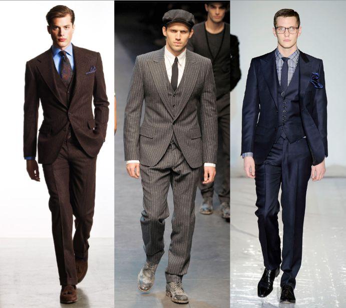 47 best Men fashion images on Pinterest | Tailored suits, Men ...