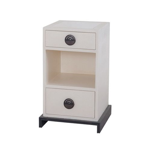 Horst Small Bedside Table - 7011-1020