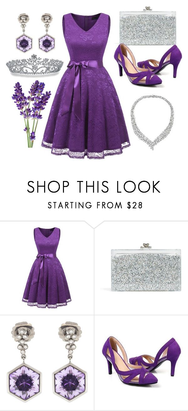 """Fit For A Queen"" by chalotteleah on Polyvore featuring Ashlyn'd, Katherine Jetter and Bling Jewelry"