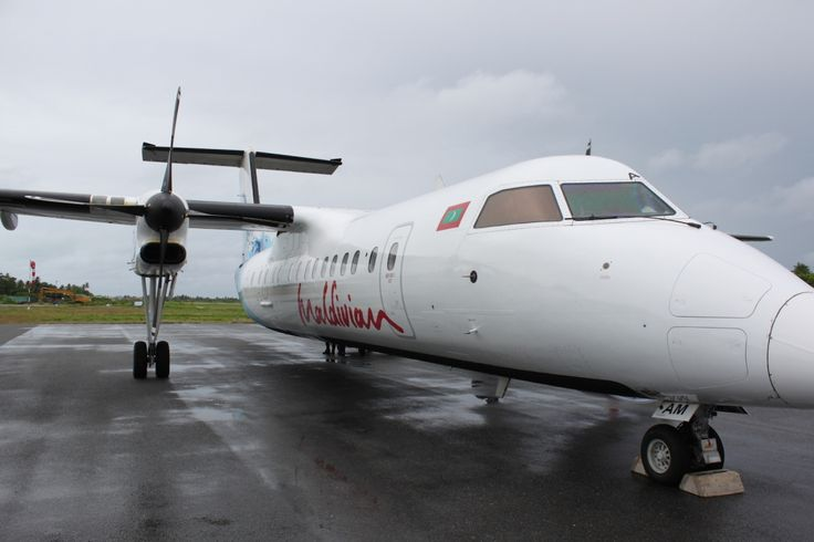 Review: Maldivian Dash 8-300 Kooddoo - Male (Park Hyatt Transfer) - http://youhavebeenupgraded.boardingarea.com/2014/11/review-maldivian-dash-8-300-kooddoo-male/