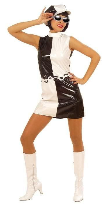 Mary Quant 60s Mini Skirt   Sexy Mary Quant/Go Go Girl Fancy Dress Costume 60s/70s   eBay