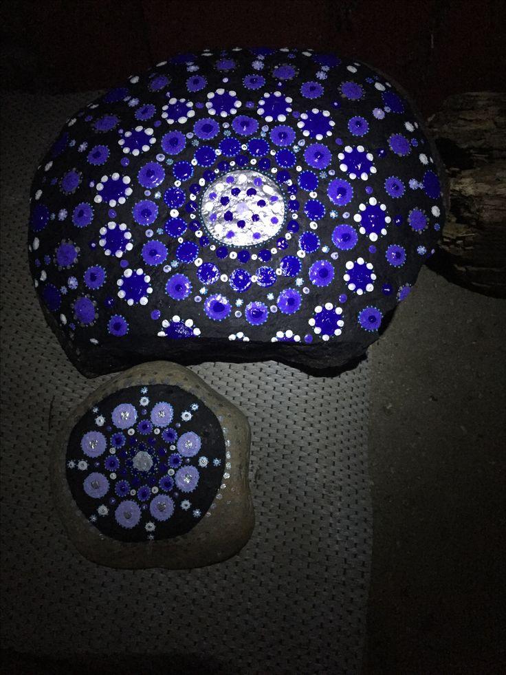 Mandala rocks, Mandala sten