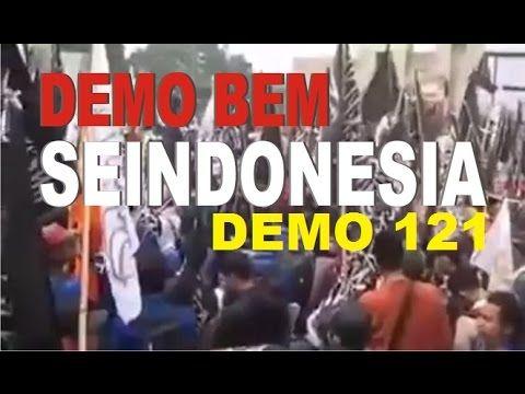 Demo 121 BEM Se Indonesia Tuntut Jokowi Mundur Jadi Presiden