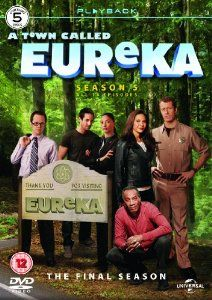 Amazon.com: Eureka: Season Five: Colin Ferguson, Salli Richardson-Whitfield, Joe Morton, Erica Cerra, Neil Grayston, Niall Matter, James Callis, Matt Frewer, Wil Wheaton, Felicia Day: Movies & TV