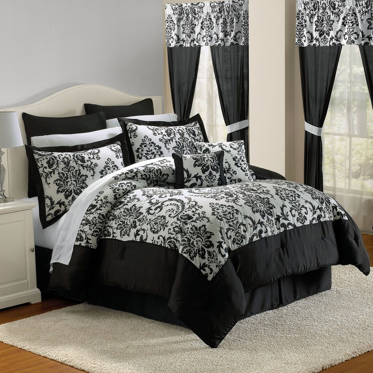 94 Best Images About Bedroom Comforter On Pinterest