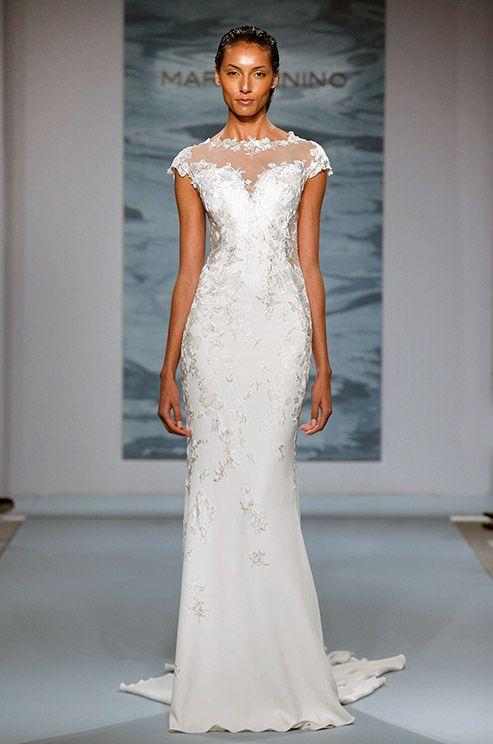 82 best Brautkleider/Wedding Dresses images on Pinterest | Wedding ...