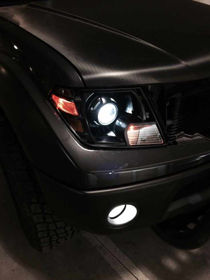 Retro fit HID Kit for my Nissan frontier